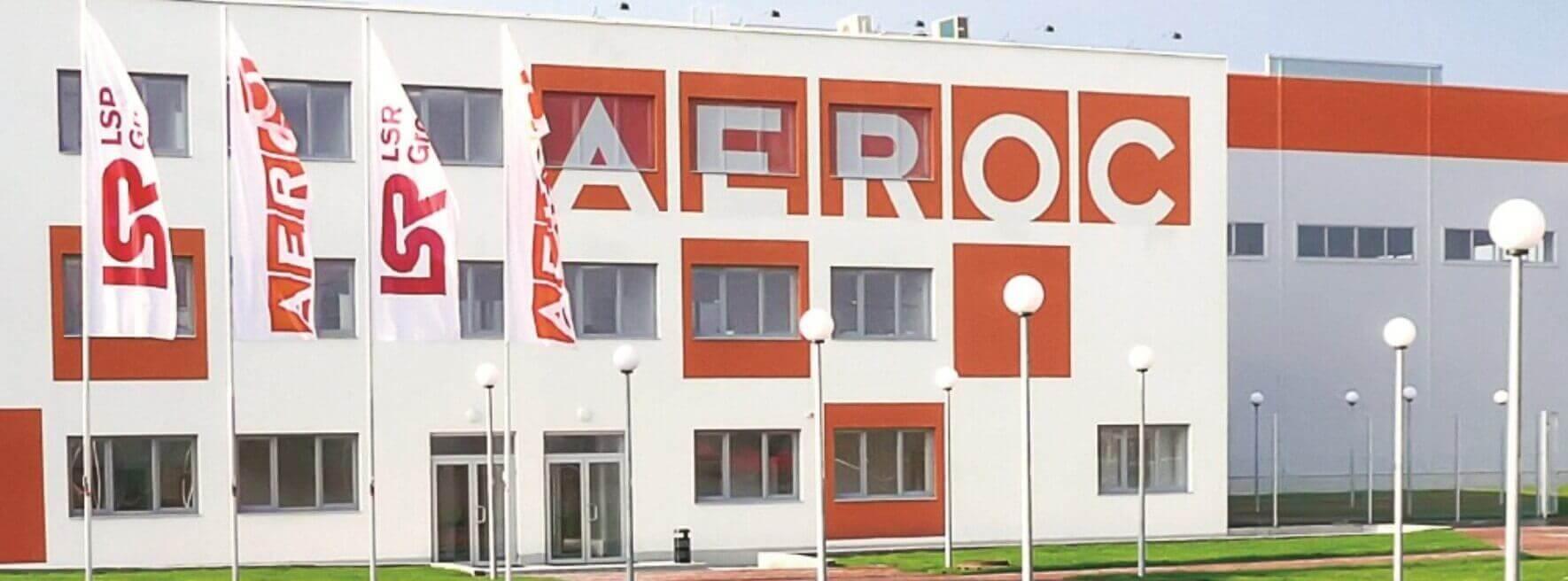 Aeroc - строить легко