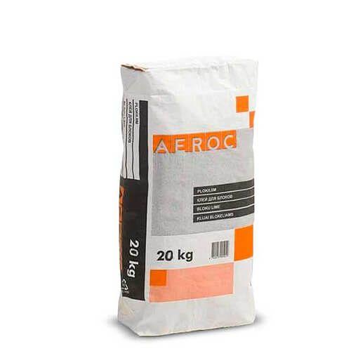 Клей Aeroc 20 кг