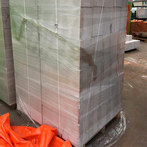Газоблок АEROC без заводской упаковки