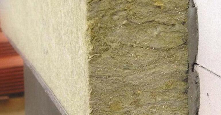 Мінеральна вата для газоблоку